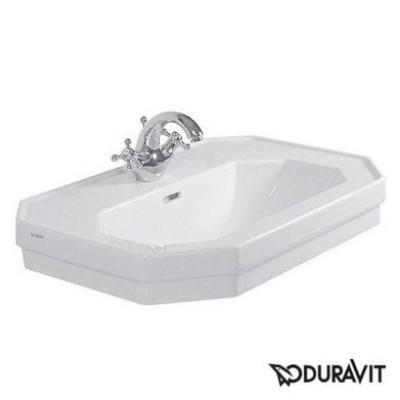 ⇨ Раковины | Керамическая раковина 80 см Duravit 1930 0438800000 в интернет-магазине ▻ TILES ◅