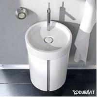 Керамическая раковина 47 см Duravit Starck 1 0386470000