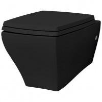 Подвесной унитаз Artceram Jazz (JZV001 03;00) black glossy