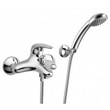 Настенный смеситель для ванны Paffoni Duemila (DU026CR)