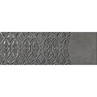 Плитка IBERO Cromat One DECOR POSITIVE CARBON REC-BIS 12×1200×400