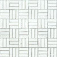 Мозаика Grand Kerama 1075 Трино белая 6×300×300