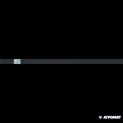 Плитка Opoczno Effecta GLASS SILVER BORDER фриз 8×600×25