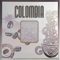 Плитка Monopole Ceramica Kitchen MOCA COLOMBIA декор 7×150×150