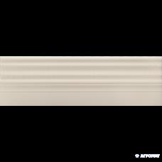 Плитка ITT CERAMIC Couture ZOCALO BEIGE 10×398×120