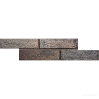 Керамогранит RONDINE Bristol J85668 BRST DARK BRICK 10×250×60