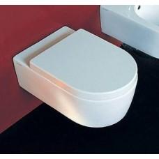 Унитаз подвесной безободковый Flaminia Link goclean, white 5051/WCG