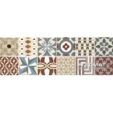 Плитка APE Ceramica Home DEC MANY III декор 8×600×200