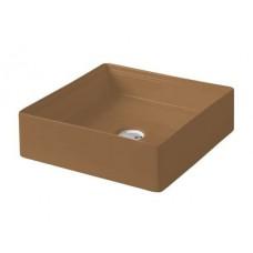 Керамическая раковина 38 см Artceram Scalino, cement arabica (SCL001 25;00)