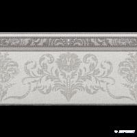 Плитка Almera Ceramica Loom ZOC GRIS фриз 8×280×150