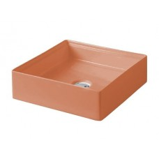 Керамическая раковина 38 см Artceram Scalino, orange cameo (SCL001 13;00)