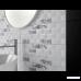 Плитка Cersanit Indira WHITE SATIN 9×600×200