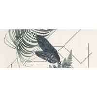Плитка APE Ceramica Arts DEC AKA I WHITE декор 8×500×200
