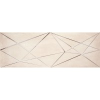 Плитка APE Ceramica Crea DECOR ZIG ZAG ROSE декор 10×900×300