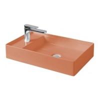 Керамическая раковина 60 см Artceram Scalino, orange cameo (SCL003 13;00)