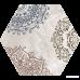 Напольная плитка Goldencer Moon DEC PERLA 8×370×320