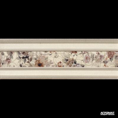 Плитка Goldencer Celine CNF DESCANSO фриз 9×235×80