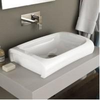Керамическая раковина 65 см Artceram Hi-Line, white glossy (HIL002 01;00)