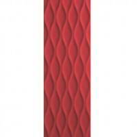 Плитка Love Ceramic Genesis FLOAT RED MATT 11×1200×450