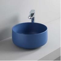 Керамическая раковина 35 см Artceram Cognac, blue sapphire (COL004 16;00)