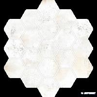 Керамогранит Azteca Retro WHITE 8×231×213