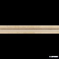 Плитка APE Ceramica Mito MOLDURA BONE фриз 9×250×35