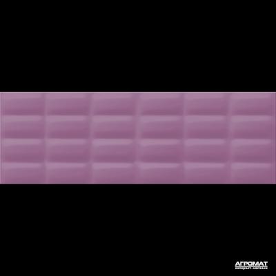 ⇨ Вся плитка | Плитка Opoczno Vivid Colours VIVID VIOLET GLOSSY PILLOW в интернет-магазине ▻ TILES ◅