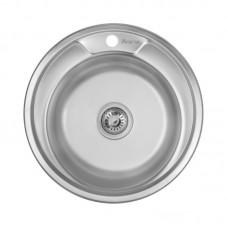 Кухонная мойка Imperial 490-A Micro Decor (IMP490A06DEC160)