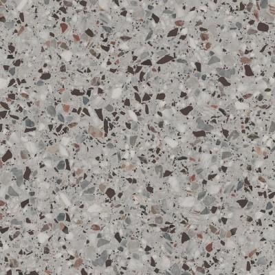 Керамогранит Megagres Terrazzo Grey Rectif 10×800×800