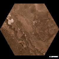 Напольная плитка Goldencer Moon MARRON