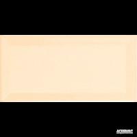 Плитка APE Ceramica Metro BISELADO CREMA BRILLO 6×200×100