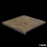 Клинкер EXAGRES Metalica PELDANO FIOR. PURPLE ступени 12×330×330