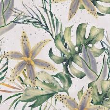 Керамогранит Porcelanite Dos Helsinki 1841 BLANCO DECOR GARDEN