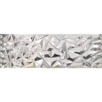 Плитка Venis Prisma SILVER 12×1000×333