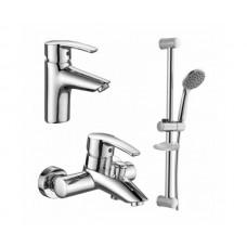 Набор смесителей для ванны Imprese Horak 0510170670 3 в 1