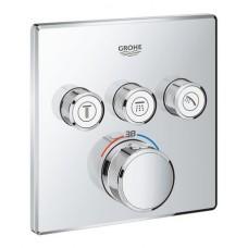 Термостат для встраиваемого монтажа Grohe Grohtherm SmartControl 29126000
