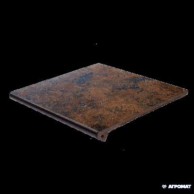 Клинкер EXAGRES Metalica PELDANO FIOR. CHERRY ступени 12×330×330