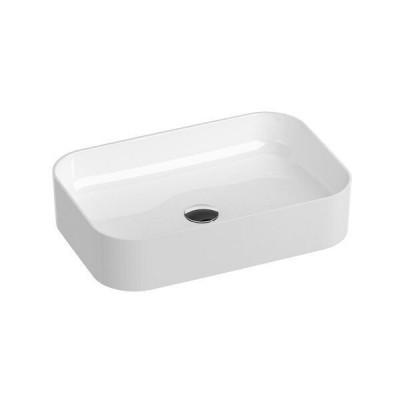 ⇨ Раковины | Умывальник Ravak Керамический Ceramic 550 R Slim Белый в интернет-магазине ▻ TILES ◅
