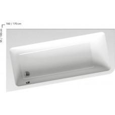 Ванна Ravak 10° 160x95 L C831000000