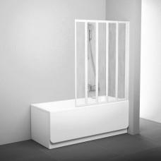 Шторка для ванны Ravak VS5 Белый RAIN