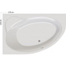 Ванна Ravak ASYMMETRIC II 150 L CB31000000