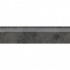 Сходинка Opoczno QUENOS GRAPHITE STEPTREAD 8×598×298