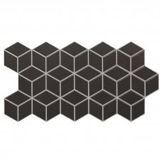 Керамогранит REALONDA RHOMBUS BLACK 10×510×265
