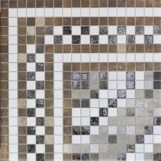 Керамогранит MONOPOLE CERAMICA TESELA ESQUINA TERRA 9×223×223