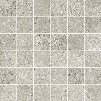 Плитка Opoczno QUENOS LIGHT GREY Mosaic Matt Bs 8×298×298