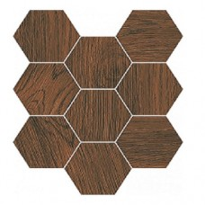 Декор Opoczno FINWOOD OCHRA MOSAIC HExAGON 11×337×280