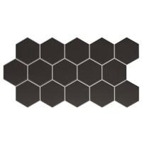 Керамогранит REALONDA HEx BLACK