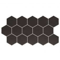 Керамогранит REALONDA HEx BLACK 9×510×265