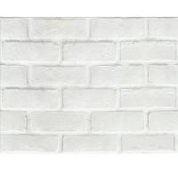Плитка Cersanit WHITE BRICKS STRUCTURE 8×400×250