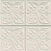 Керамогранит REALONDA MUSE LIS WHITE 9×330×330